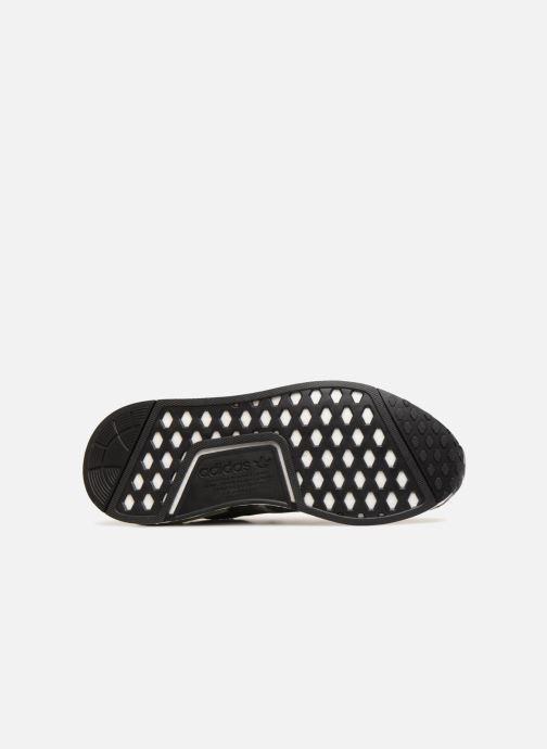 Sneaker adidas originals Nmd_R1 grün ansicht von oben