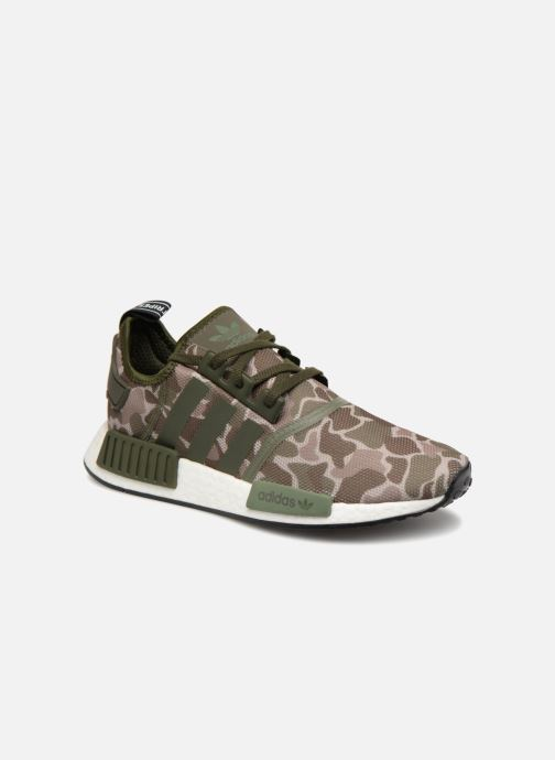 Trainers Adidas Originals Nmd_R1 Green detailed view/ Pair view