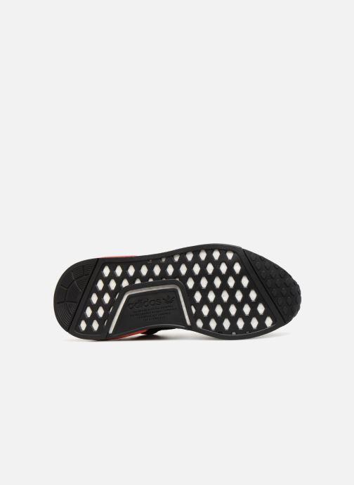 Baskets Adidas Originals Nmd_R1 Noir vue haut