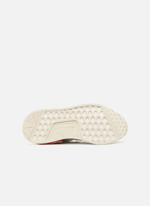 Sneaker Adidas Originals Nmd_R1 weiß ansicht von oben