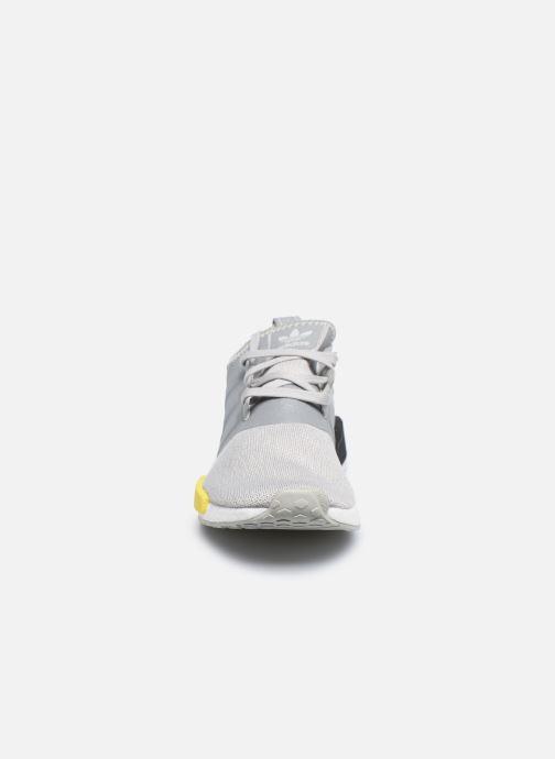 Baskets adidas originals Nmd_R1 Gris vue portées chaussures