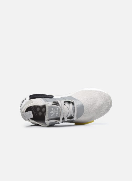 Baskets adidas originals Nmd_R1 Gris vue gauche