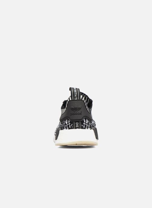 Sneaker adidas originals Nmd_R1 Pk schwarz ansicht von rechts