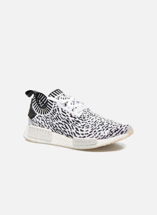 Sneakers adidas originals Nmd_R1 Pk Hvid detaljeret billede af skoene