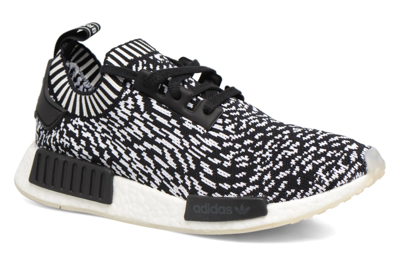 Sneaker Adidas Originals Nmd_R1 Pk schwarz detaillierte ansicht/modell
