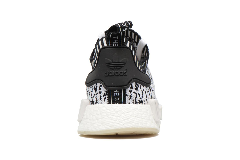 Baskets Adidas Originals Nmd_R1 Pk Blanc vue droite