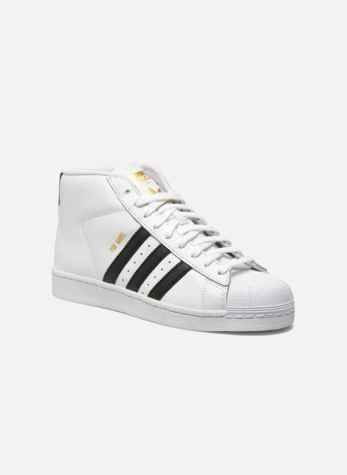 adidas originals Pro Model (Wit) Sneakers chez Sarenza