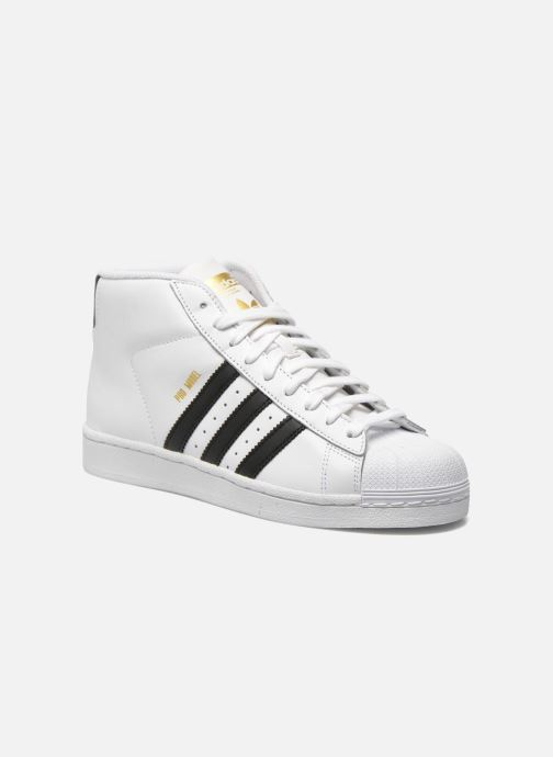 Sneakers adidas originals Pro Model Wit detail