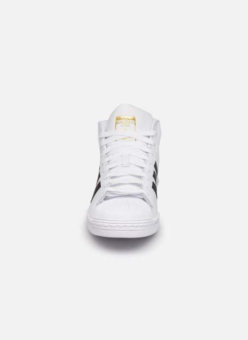 Sneakers adidas originals Pro Model Wit model