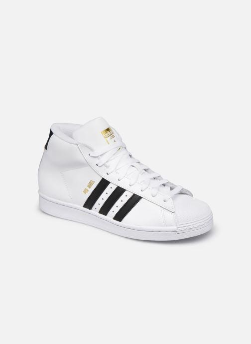 Sneakers adidas originals Pro Model Wit detail