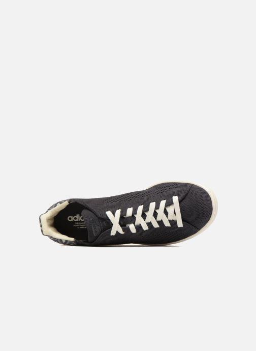 Baskets adidas originals Stan Smith Pk Noir vue gauche