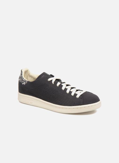 Baskets adidas originals Stan Smith Pk Noir vue détail/paire