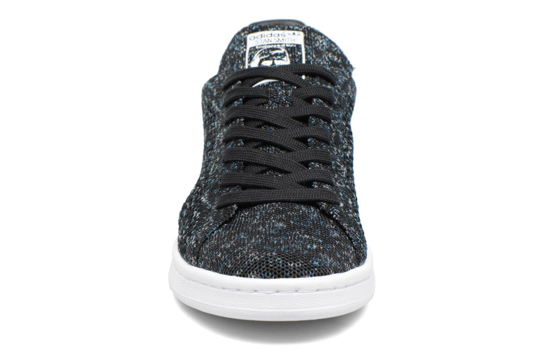 Sneakers Adidas Originals Stan Smith Pk Nero modello indossato