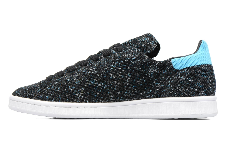Sneakers Adidas Originals Stan Smith Pk Nero immagine frontale