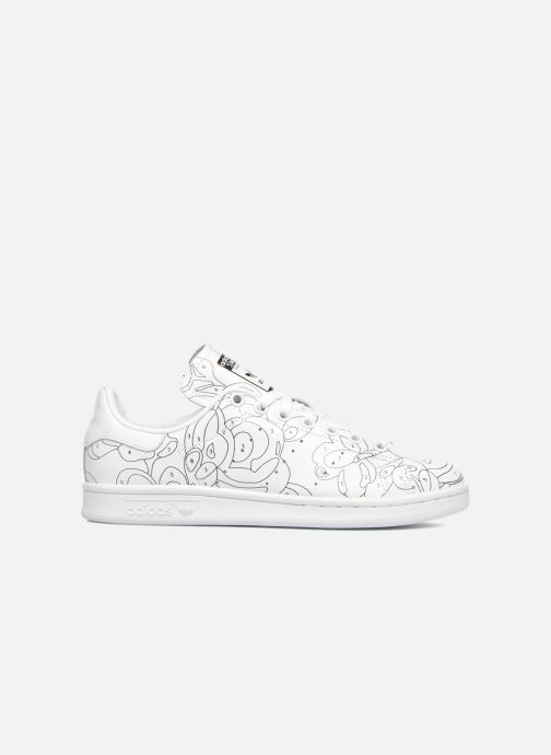 Baskets Adidas Originals Stan Smith Ro W Blanc vue derrière