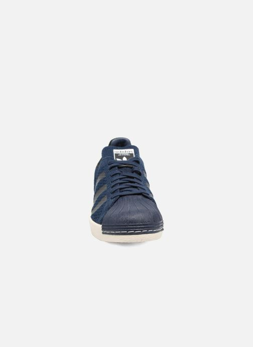 Trainers Adidas Originals Superstar 80S Pk Blue model view