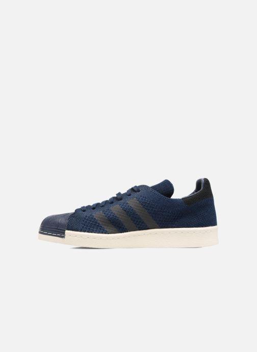 Trainers Adidas Originals Superstar 80S Pk Blue front view
