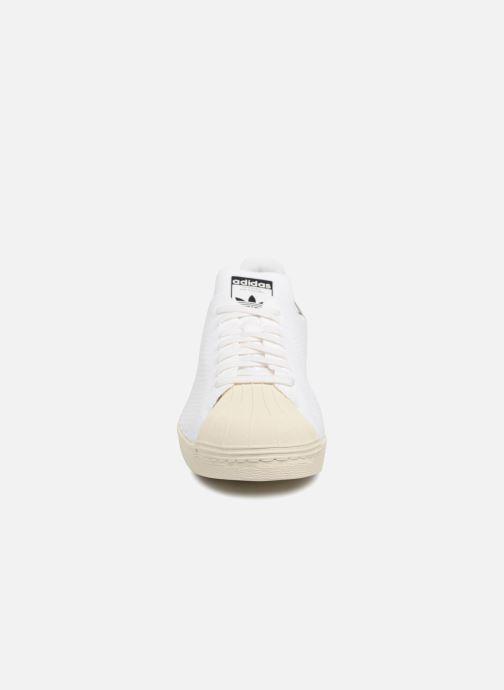 Deportivas adidas originals Superstar 80S Pk Blanco vista del modelo