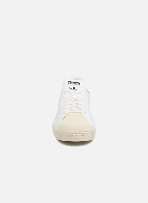 Sneakers adidas originals Superstar 80S Pk Bianco modello indossato
