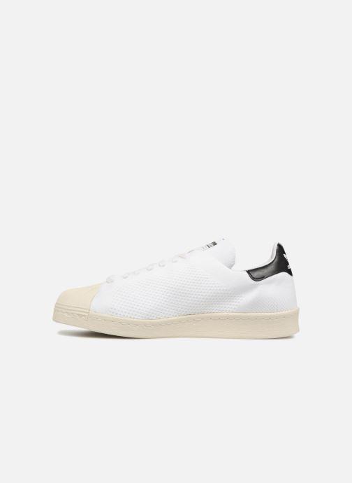 Sneakers adidas originals Superstar 80S Pk Bianco immagine frontale