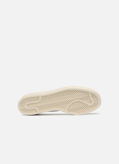 Sneakers adidas originals Superstar 80S Pk Bianco immagine dall'alto