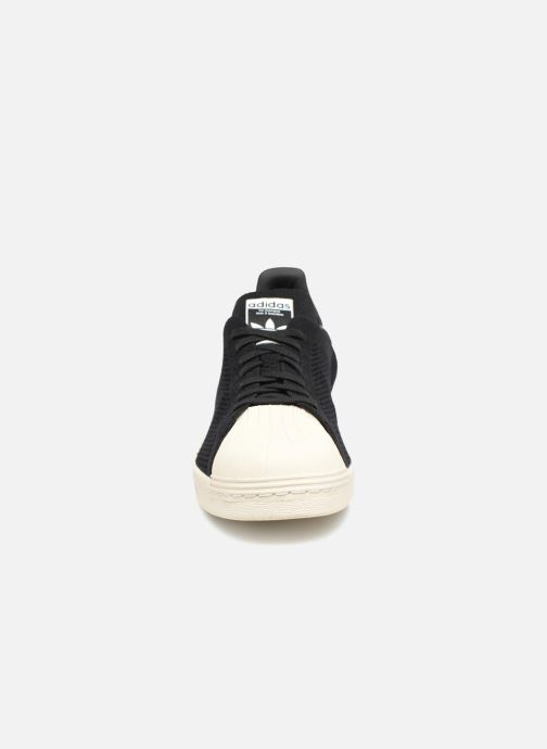 Trainers Adidas Originals Superstar 80S Pk Black model view