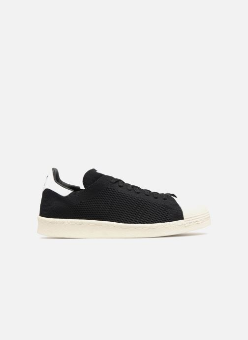 Trainers Adidas Originals Superstar 80S Pk Black back view