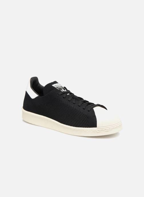 wholesale dealer 9ceb1 89240 Baskets Adidas Originals Superstar 80S Pk Noir vue détail paire