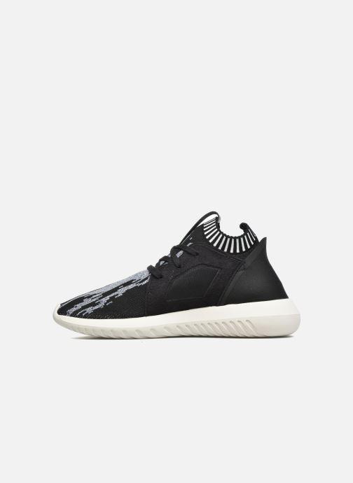 Sneakers adidas originals Tubular Defiantpk W Zwart voorkant