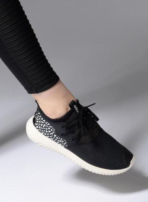 Sneakers adidas originals Tubular Entrap W Nero immagine dal basso