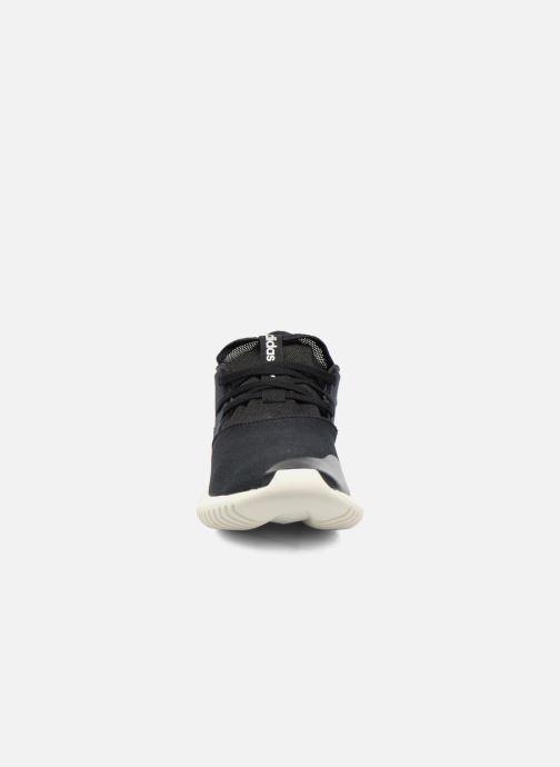 Sneakers adidas originals Tubular Entrap W Nero modello indossato