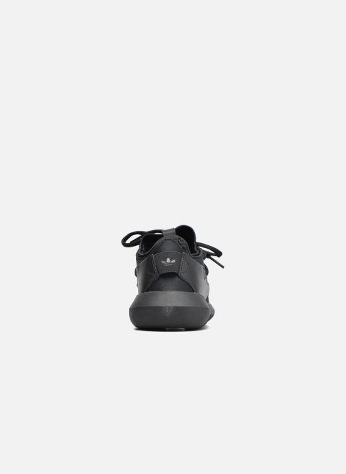Sneakers adidas originals Tubular Entrap W Zwart rechts