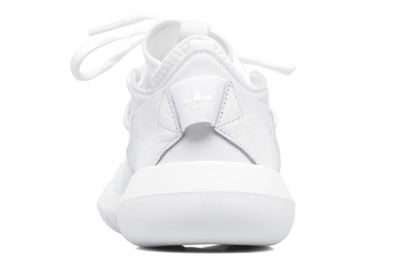 Baskets Adidas Originals Tubular Entrap W Blanc vue droite