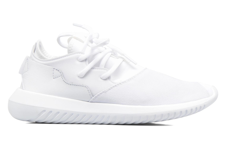 Baskets Adidas Originals Tubular Entrap W Blanc vue derrière