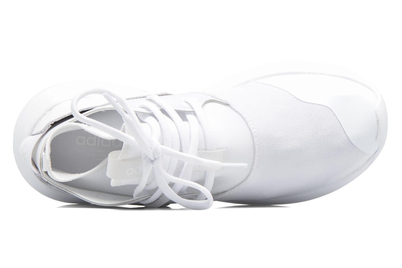 Baskets Adidas Originals Tubular Entrap W Blanc vue gauche
