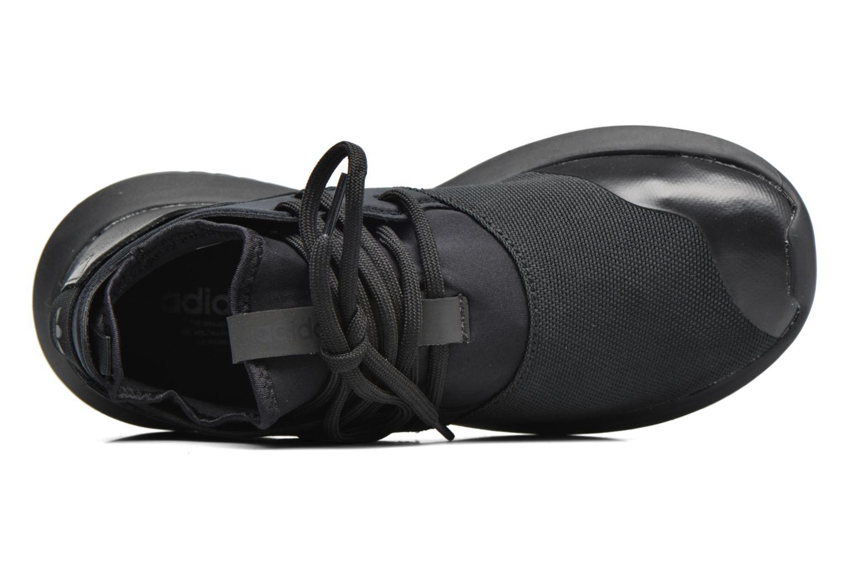 Deportivas Adidas Originals Tubular Entrap W Negro vista lateral izquierda