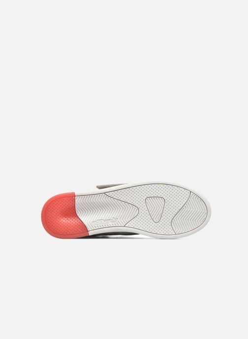 Sneakers adidas originals Tubular Invader Strap Grijs boven