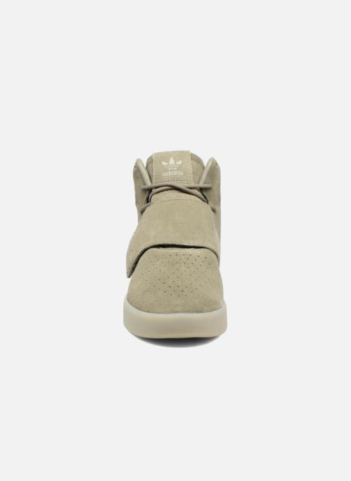 Sneakers adidas originals Tubular Invader Strap Groen model