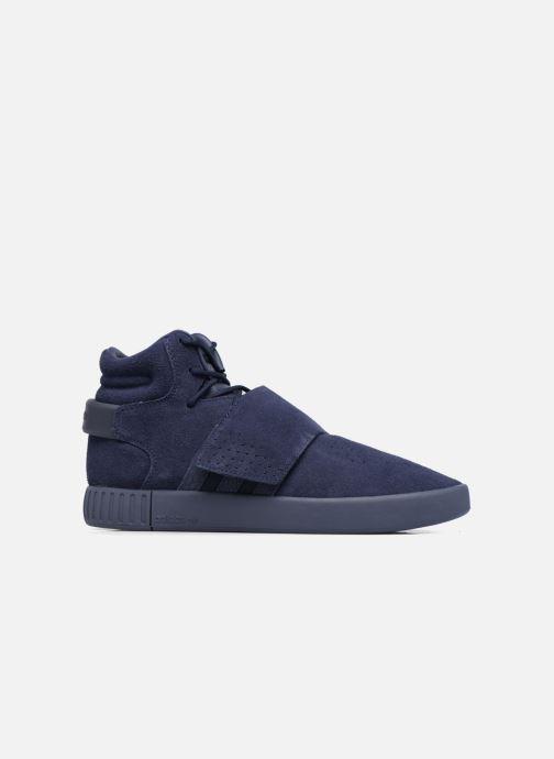 Sneaker Adidas Originals Tubular Invader Strap blau ansicht von hinten