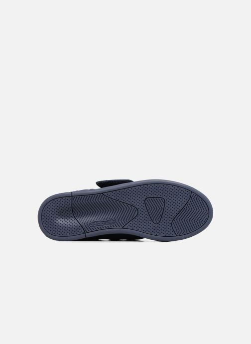 Baskets adidas originals Tubular Invader Strap Bleu vue haut