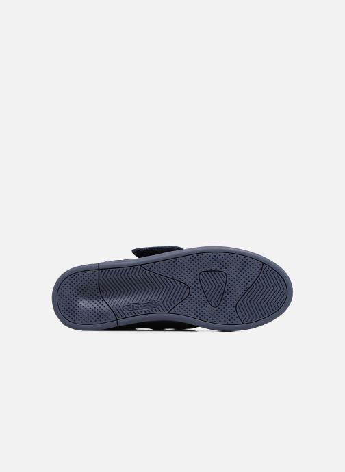 Sneaker Adidas Originals Tubular Invader Strap blau ansicht von oben