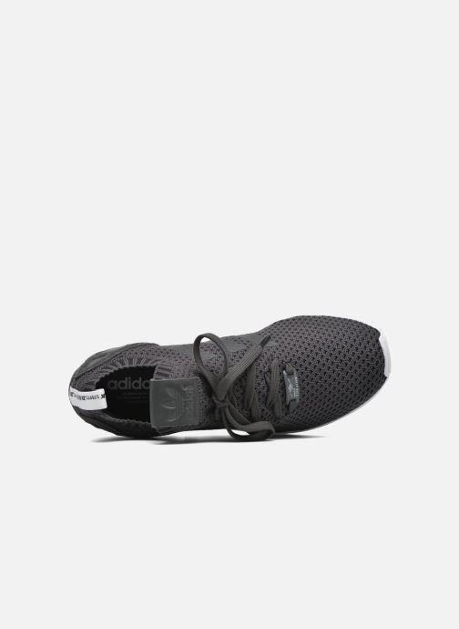 Baskets adidas originals Zx Flux Pk Gris vue gauche
