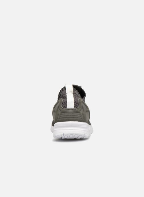 Trainers adidas originals Zx Flux Pk Grey view from the right