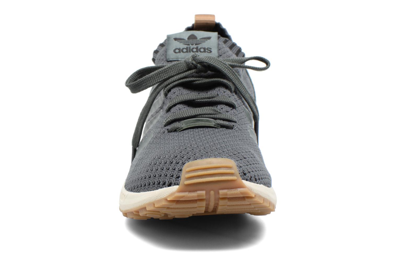 Sneakers Adidas Originals Zx Flux Pk Grøn se skoene på