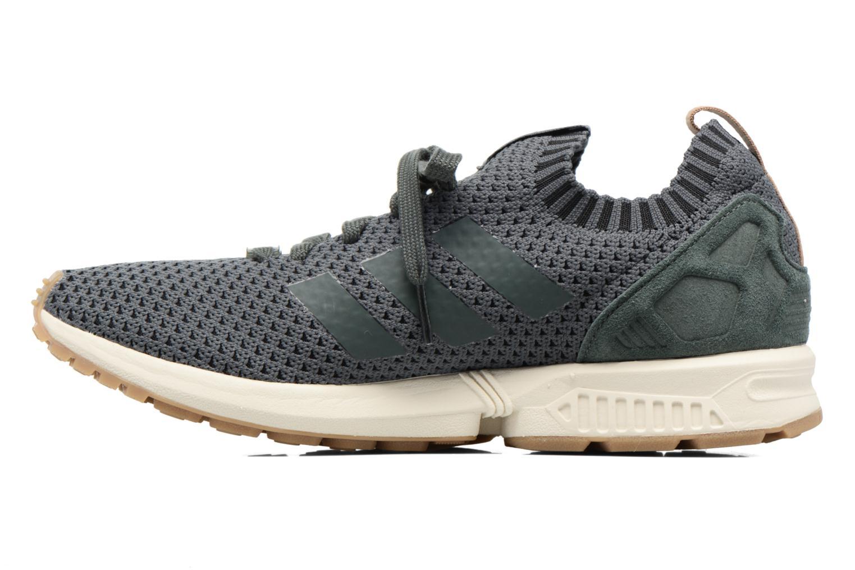 Sneakers Adidas Originals Zx Flux Pk Grøn se forfra