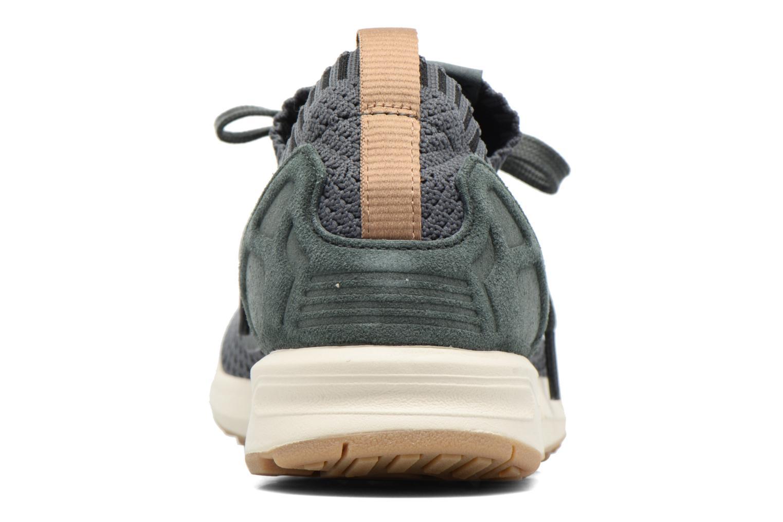 Sneakers Adidas Originals Zx Flux Pk Grøn Se fra højre
