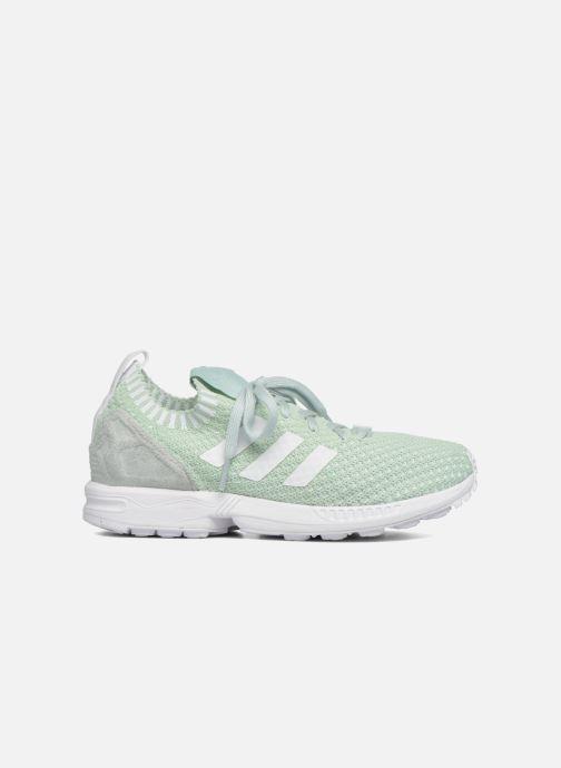 Sneakers adidas originals Zx Flux Pk W Groen achterkant