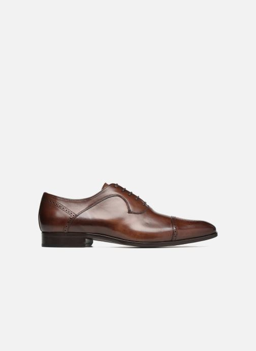 Lace-up shoes Marvin&Co Luxe Pemou - Cousu Blake Brown back view