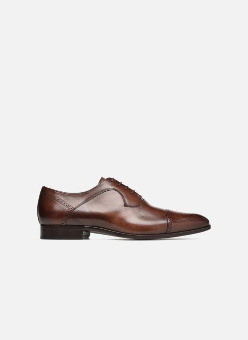 Zapatos con cordones Marvin&Co Luxe Pemou - Cousu Blake Marrón vistra trasera