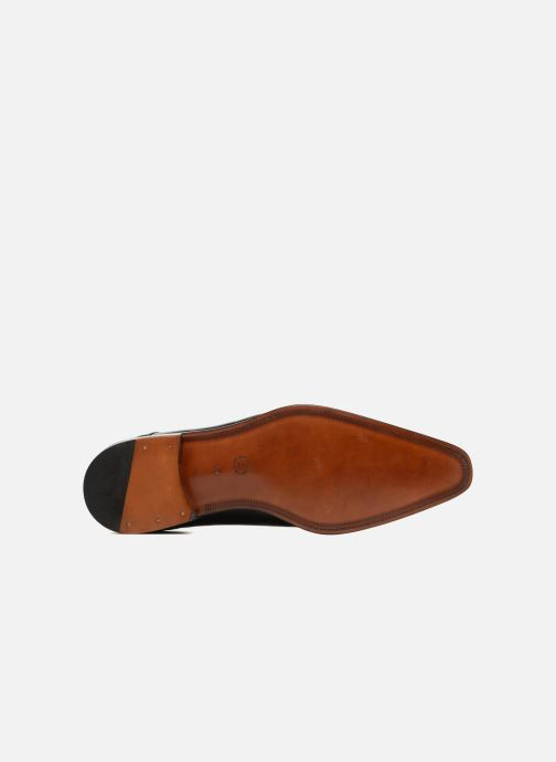 Lace-up shoes Marvin&Co Luxe Pemou - Cousu Blake Black view from above